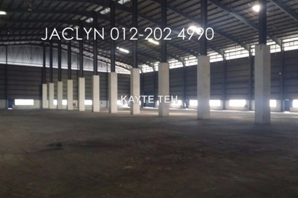 Factory For Rent in Section 7, Shah Alam Leasehold Unfurnished 0R/0B 130k