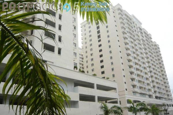 Condominium For Rent in D'Piazza Condominium, Bayan Baru Freehold Fully Furnished 3R/2B 1.6k