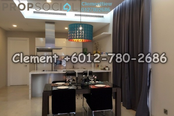 Condominium For Rent in Icon Residence (Mont Kiara), Dutamas Freehold Fully Furnished 2R/2B 4.1k