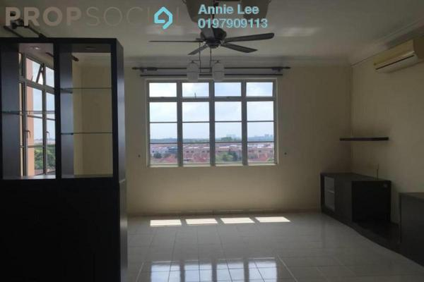 Apartment For Rent in Taman Nusa Bestari 1, Iskandar Puteri (Nusajaya) Freehold Semi Furnished 3R/2B 1.2k