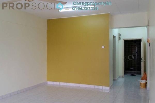 Condominium For Rent in Bayu Tasik 1, Bandar Sri Permaisuri Freehold Unfurnished 3R/2B 1.4k