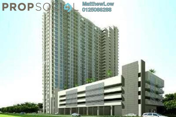 Condominium For Rent in Ocean View Residences, Butterworth Freehold Fully Furnished 3R/2B 2k