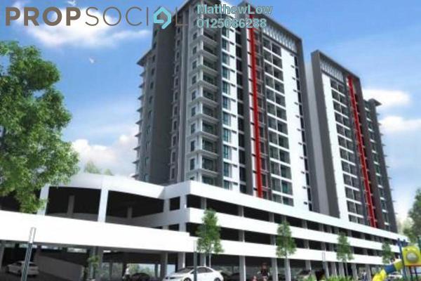 Condominium For Sale in Taman Bagan Ajam, Butterworth Freehold Unfurnished 3R/2B 465k