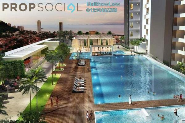 Condominium For Sale in Marinox Sky Villas, Seri Tanjung Pinang Freehold Unfurnished 4R/3B 920k