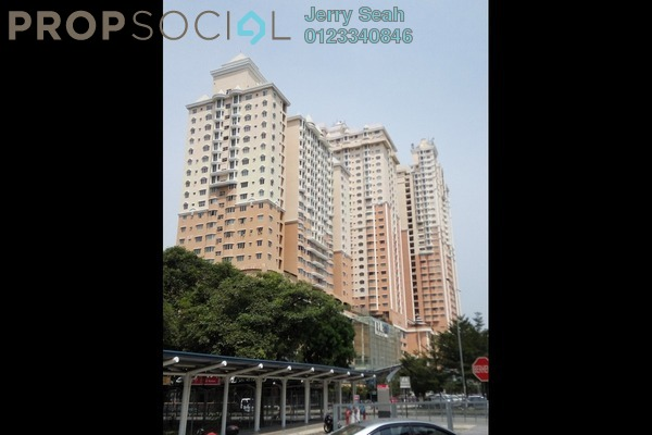 Serviced Residence For Rent in Rhythm Avenue, UEP Subang Jaya Freehold Fully Furnished 3R/2B 1.37k