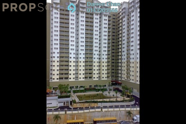 Condominium For Sale in Widuri Impian, Desa Petaling Freehold Semi Furnished 3R/2B 328k