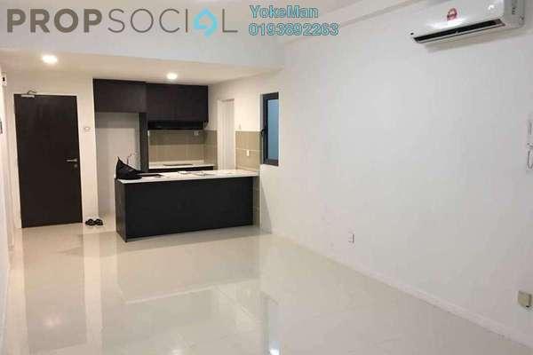 Condominium For Rent in Boulevard Residence, Bandar Utama Freehold Semi Furnished 3R/2B 1.8k