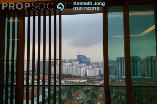 Condominium For Sale in The Treez, Bukit Jalil Freehold Semi Furnished 3R/4B 1.36m