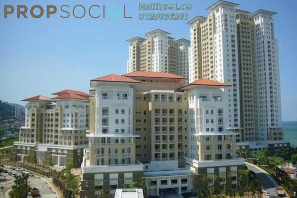 Condominium For Rent in Quayside, Seri Tanjung Pinang Freehold Fully Furnished 1R/2B 3.8k