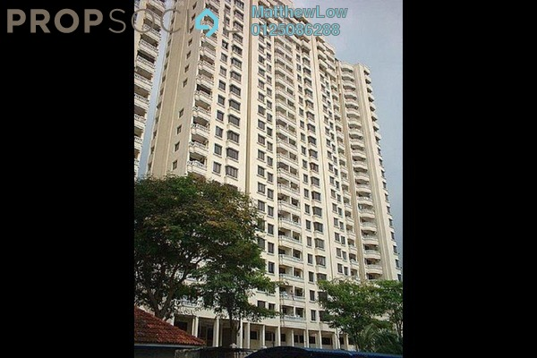Condominium For Sale in Grand View, Tanjung Tokong Freehold Fully Furnished 3R/2B 730k
