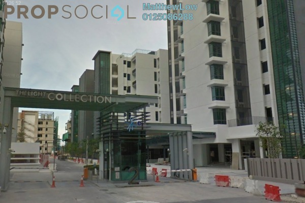 Condominium For Rent in The Light Collection II, The Light Freehold Fully Furnished 3R/3B 4k