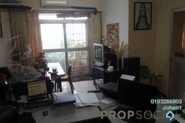 Apartment For Sale in USJ Heights, UEP Subang Jaya Freehold Semi Furnished 3R/2B 380k
