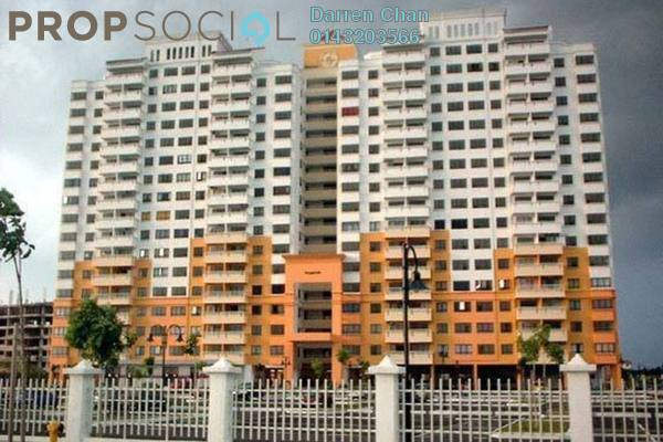Condominium For Sale in Vista Millennium, Puchong Freehold Semi Furnished 3R/2B 280k
