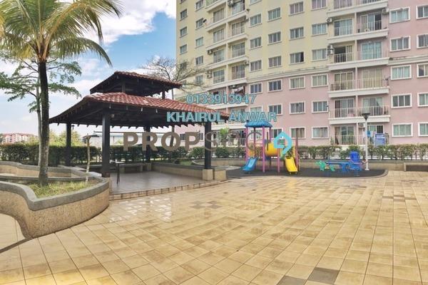 Condominium For Sale in Juta Mines, Seri Kembangan Freehold Unfurnished 3R/2B 285k