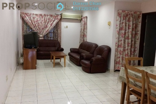 Condominium For Rent in Avant Court, Old Klang Road Freehold Semi Furnished 3R/2B 1.5k