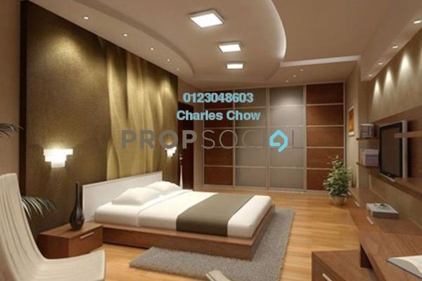 Condominium For Sale in Nidoz Residences, Desa Petaling Freehold Semi Furnished 4R/3B 650k