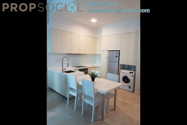 Condominium For Rent in KL Eco City, Mid Valley City Freehold Fully Furnished 1R/1B 3k