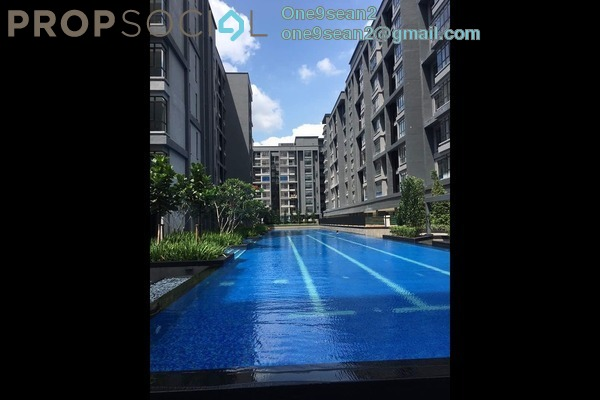 SoHo/Studio For Rent in Paramount Utropolis, Glenmarie Freehold Semi Furnished 1R/0B 1.2k