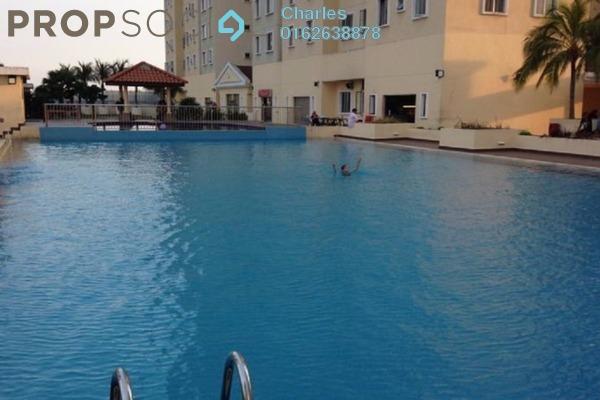 Condominium For Rent in Casa Subang, UEP Subang Jaya Freehold Fully Furnished 4R/2B 1.4k