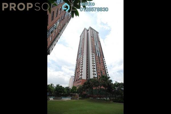 Condominium For Sale in Bistari, Putra Freehold semi_furnished 3R/2B 585k