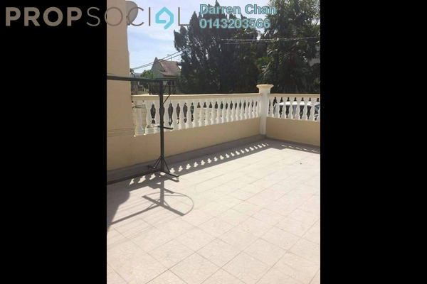 Terrace For Rent in Taman Midah, Cheras Freehold Semi Furnished 4R/3B 1.7k