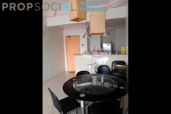 Condominium For Rent in Pandan Utama, Pandan Indah Freehold Semi Furnished 3R/2B 1.3k