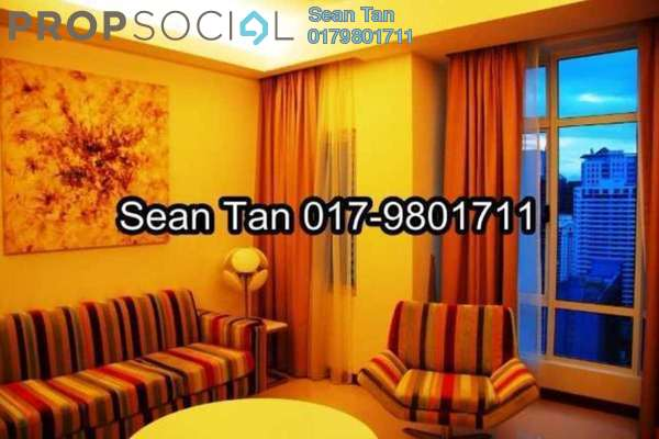 Apartment For Sale in Fraser Place, KLCC Freehold Fully Furnished 1R/1B 870k