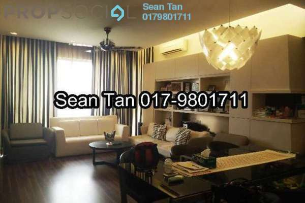 Apartment For Sale in VERVE Suites, Mont Kiara Freehold Fully Furnished 3R/3B 1.75m