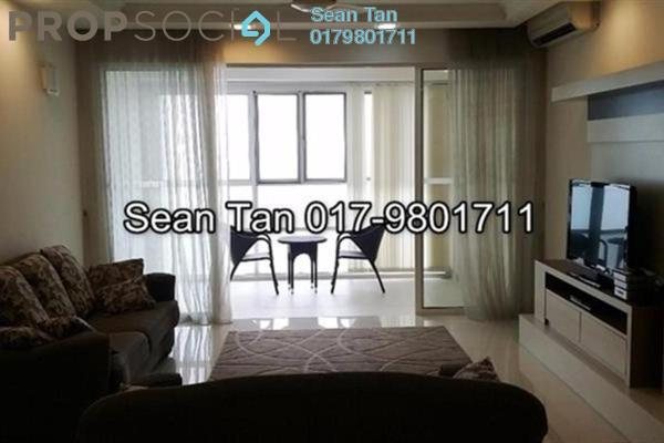 Condominium For Sale in Mont Kiara Meridin, Mont Kiara Freehold Fully Furnished 0R/3B 1.2m