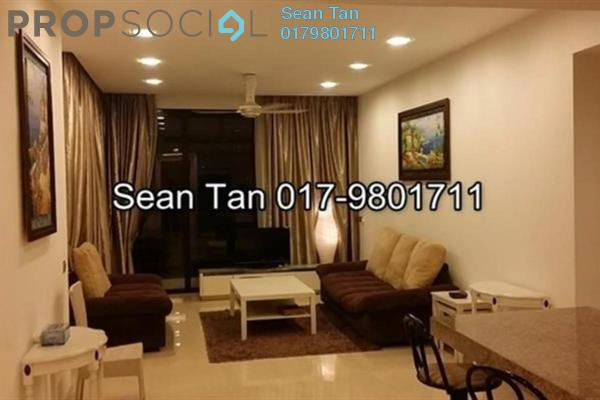 Condominium For Sale in Lumina Kiara, Mont Kiara Freehold Fully Furnished 4R/4B 1.2m