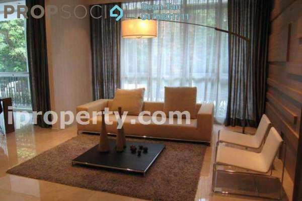 Condominium For Rent in Hampshire Residences, KLCC Freehold Fully Furnished 0R/3B 9k