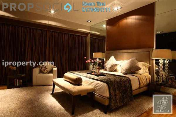 Condominium For Sale in Kiaraville, Mont Kiara Freehold Fully Furnished 4R/3B 1.55m