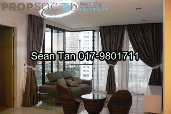 Condominium For Sale in Lumina Kiara, Mont Kiara Freehold Fully Furnished 0R/4B 1.23m