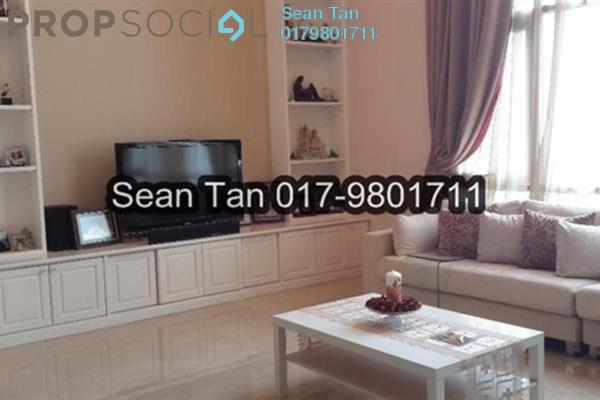 Condominium For Rent in Sunway Vivaldi, Mont Kiara Freehold Semi Furnished 0R/6B 11k