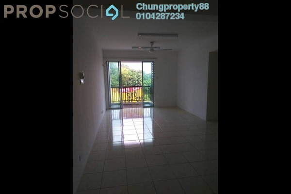 Apartment For Rent in Green Suria Apartment, Bandar Tun Hussein Onn Freehold Semi Furnished 3R/2B 900translationmissing:en.pricing.unit