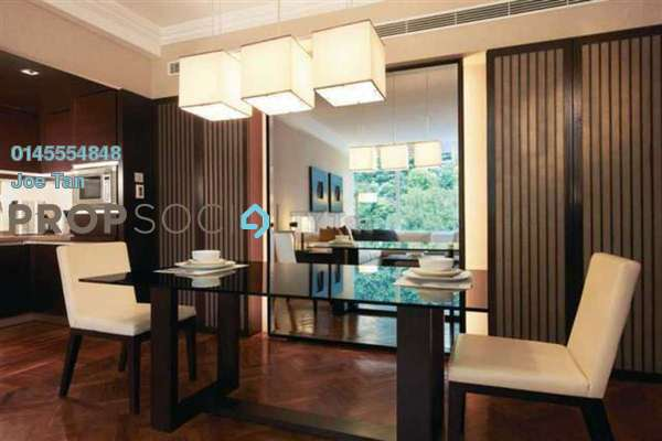 Condominium For Rent in Ampang Putra Residency, Ampang Freehold Fully Furnished 3R/2B 2.2k
