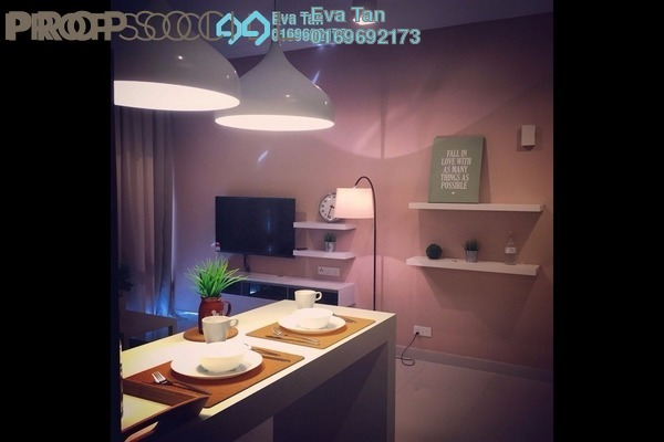 Serviced Residence For Sale in Regalia @ Jalan Sultan Ismail, Kuala Lumpur Freehold Fully Furnished 1R/1B 460k
