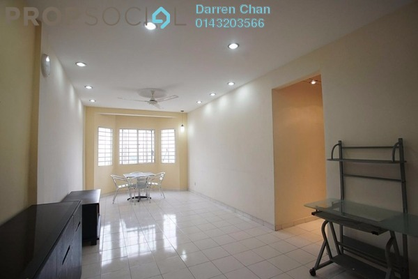 Condominium For Rent in Mewah Court, Cheras South Freehold Fully Furnished 3R/2B 1.25k