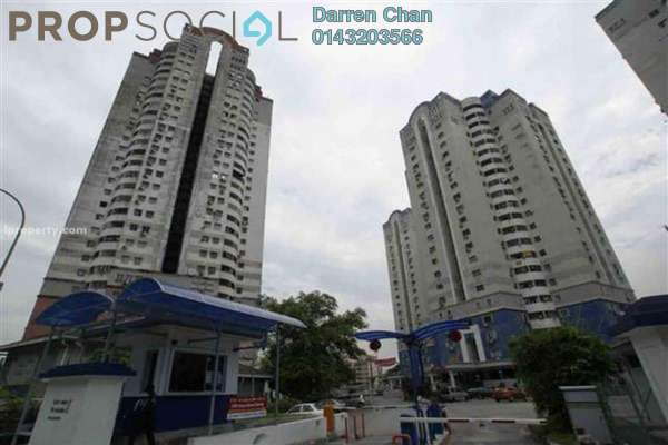 Condominium For Sale in Bukit Pandan 1, Pandan Perdana Freehold Unfurnished 3R/2B 380k