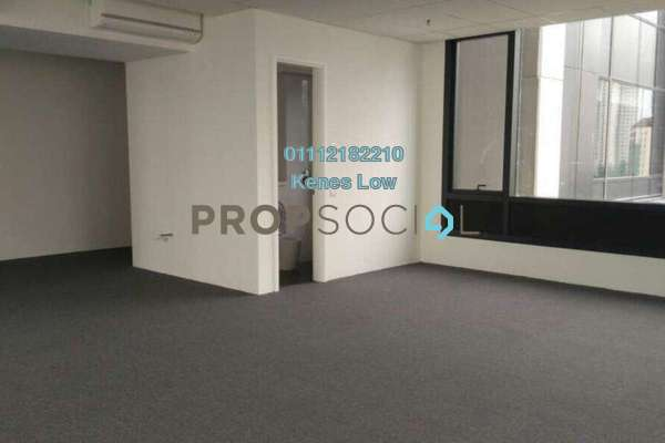 Office For Rent in Arcoris, Mont Kiara Freehold Unfurnished 0R/1B 4k