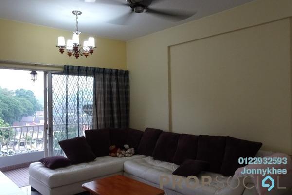 Condominium For Rent in Menara Sri Damansara, Bandar Sri Damansara Freehold Semi Furnished 3R/2B 1.4k