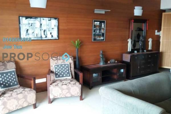 Condominium For Rent in 1Sentul, Sentul Freehold Fully Furnished 3R/2B 2.1k