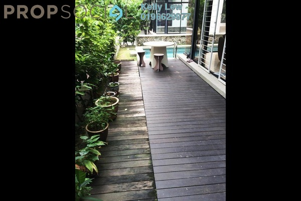 For Sale Semi-Detached at Lake Edge, Puchong Leasehold Semi Furnished 6R/6B 2.8m