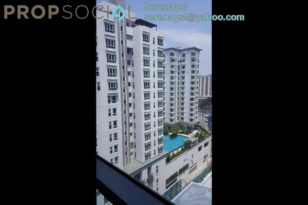 Condominium For Sale in V Residence @ Sunway Velocity, Cheras Freehold Semi Furnished 2R/2B 1.2m