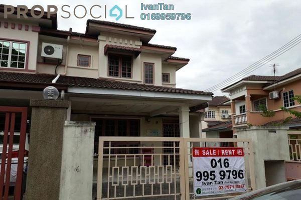 Terrace For Rent in Taman Wawasan, Pusat Bandar Puchong Freehold Semi Furnished 4R/0B 1.4k