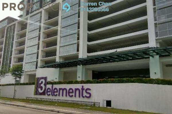 Condominium For Rent in 3Elements, Bandar Putra Permai Freehold Fully Furnished 2R/1B 1.65k