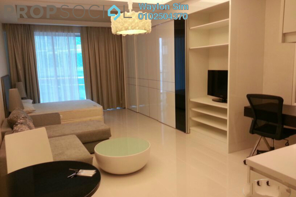 Condominium For Rent in Windsor Tower, Sri Hartamas Freehold fully_furnished 0R/1B 1.8k