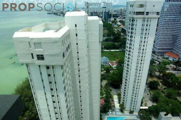 For Rent Condominium at 1 Persiaran Gurney, Gurney Drive Freehold Fully Furnished 3R/2B 3k