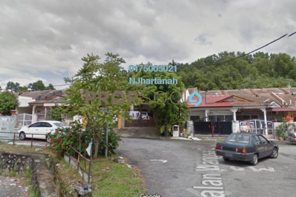 Terrace For Sale in Taman Wangsa Cheras, Batu 9 Cheras Freehold Unfurnished 3R/2B 365k