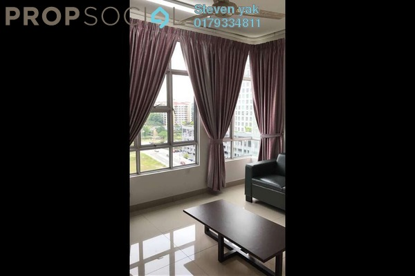 Condominium For Rent in The Arc, Cyberjaya Freehold Fully Furnished 3R/2B 1.4k